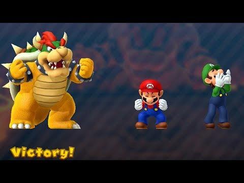 Mario Party 10 - Amiibo Party - Bowser Board