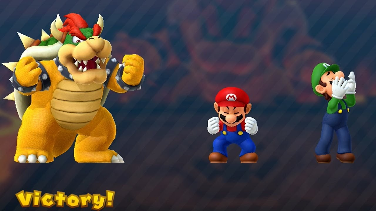 Mario Party 10 Amiibo Party Bowser Board