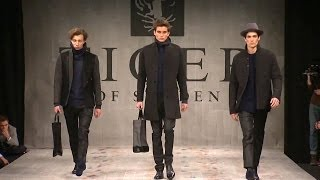 Tiger of Sweden Autumn Winter 2012 Fashion Show