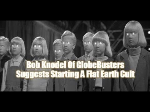 Bob Knodel Suggests About Flat Earth Becoming A Cult thumbnail
