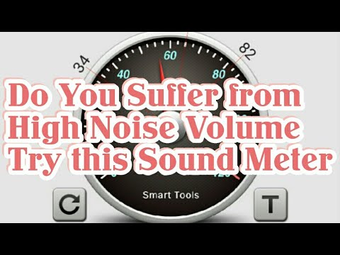 Sound Meter For Android - A Complete Review