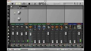 BFD2 Mixing Drums Tutorial
