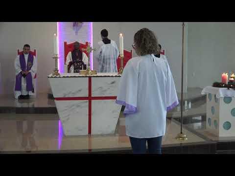 CEL. 4o. DOM. ADVENTO - PAR. CRISTO RESSUSCITADO - ALVORADA DO OESTE - RO