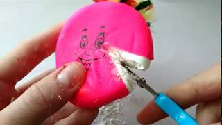 Asmr Slime / Что внутри игрушки антистресс / Satisfying Slime / Antistress