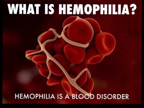 Genetic disorder project, hemophilia