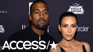 Kim Kardashian & Kanye West Welcome Their Third Child | Access