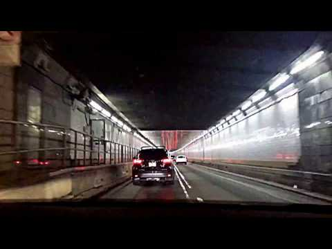 Holland Tunnel, Time Lapse, New Jersey to New York..!!