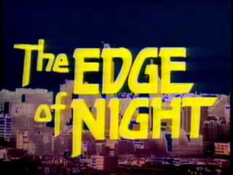 The Edge Of Night audio recordings May 1978