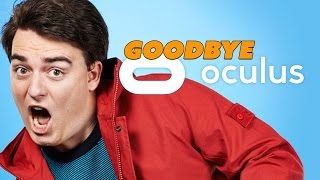 GOODBYE OCULUS! Rift Creator's Big Exit - The Know Game News
