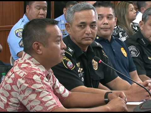 Commission proposes reducing fitness requirements for Guam law enforcers