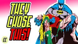 The CONFUSING HISTORY of JASON TODD - Fans HATED Him!