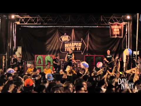 A Day To Remember - The Downfall Of Us All (Warped Tour 2011)