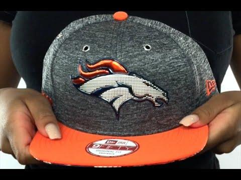 ... low cost broncos 2016 nfl draft snapback hat by new era 8a45d 81b60 ... 279544c22b2