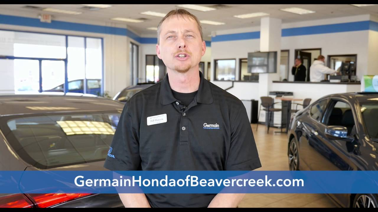 Germain Honda Service >> Service At Germain Honda Of Beavercreek