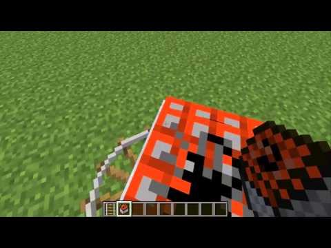 Minecraft-การทำระเบิดนิวเคลียร์