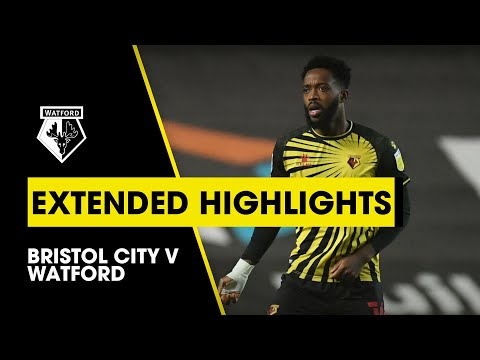 Bristol City Watford Goals And Highlights