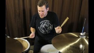 Green Day Too Dumb To Die Drum Cover