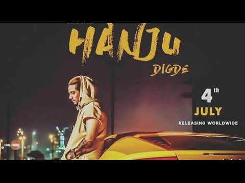 Hanju Digde (official vedio) | A key ft Saanvi dhiman Latest Punjabi song 2018 your own channel