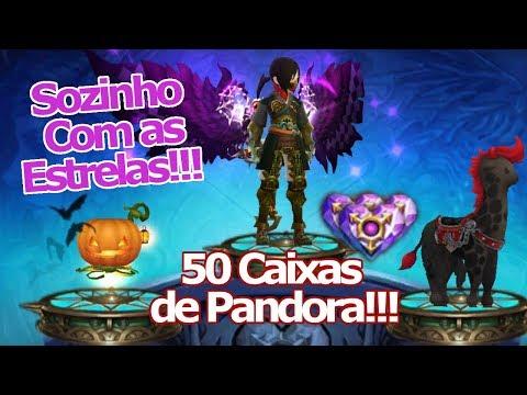 Dragon Nest M: ABRINDO 50 CAIXAS DE PANDORA! Evento!!! Zig Na SORTE GRANDE - Omega Play