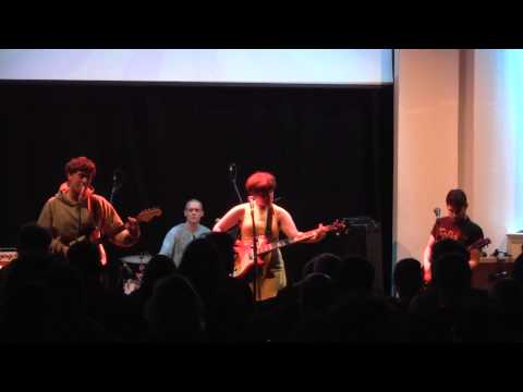 TRUST FUND (Live @Wales Goes Pop -Cardiff-) (4-4-2015)