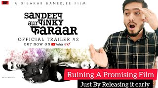 Sandeep Aur Pinky Faraar   Trailer 2 Reaction   Arjun Kapoor, Parineeti Chopra   Dibakar Banerjee