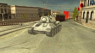 World Of Tanks Blitz Game Play (VK 30.02 D)