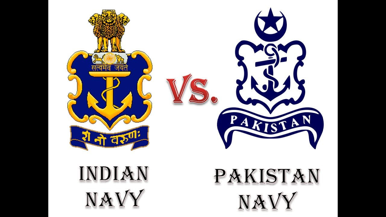 The Indian Navy Vs Pakistan Navy Fact File The Truth Youtube