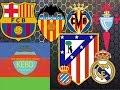 Bezi Futbol Klublarinin Leqebleri Spaniya