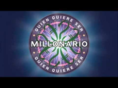 Theme: Quien Quiere Ser Millonario (de regreso)
