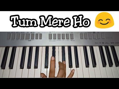 Tum Mere Ho | Vivek Singh | Jatin Raj | Pehchan Music | Easy Piano Tutorial thumbnail