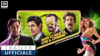 NON CI RESTA CHE IL CRIMINE (2019) - Trailer Ufficiale HD