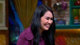 Andre Rayu Kartika Putri di Ini Talks Show