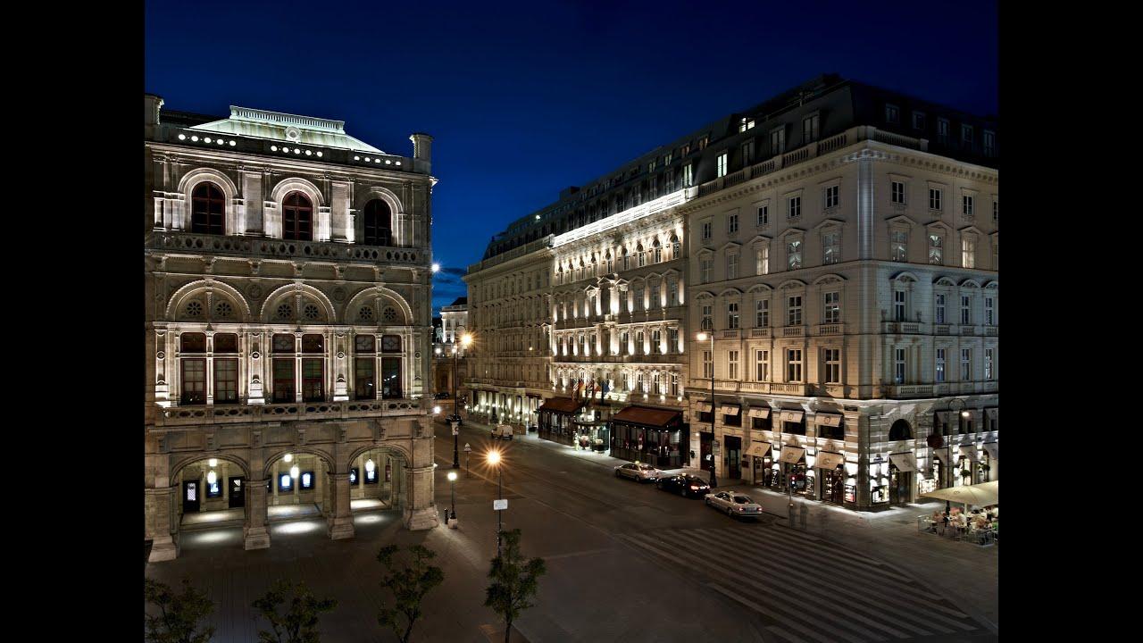 Hotel Sacher Wien Holidays In Vienna