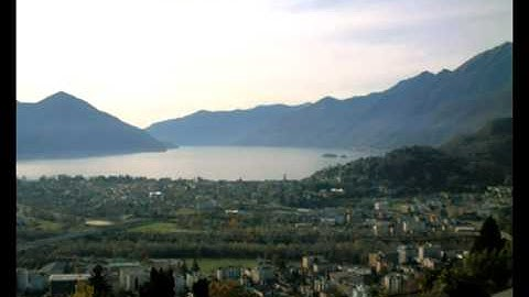 RSI Webcam Locarno Italians Swiss Alps