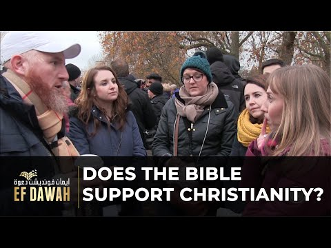 Does The Bible Support Christianity?
