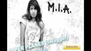MIA - Paper Planes (Swagger Like Us) OFFICIAL REMIX!!!