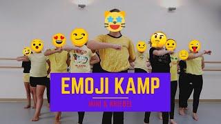 EMOJI Mini Kriebel Kamp | ndigo roeselare | Aug 2020