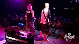 The Exploited - Rival Leaders | Live in Sydney | Moshcam