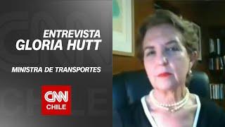 """Gloria Hutt por reapertura de estaciones de Metro: """"Habrá espacio suficiente y accesos más cercanos"""""""