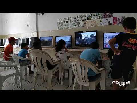 Live Direto Da Locadora De Games Dinizinho Tube Dia Das Crianças