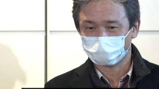 【206名在武汉的日本公民乘包机返回日本】