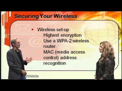 Wireless Networks extend beyond computers to mobile - Security Squad