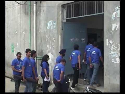 [Samsung Engineering] Eco-generation School in India | 꿈푸 찾아가는 환경교실 인도