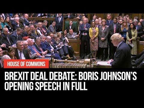 Brexit Deal Debate: