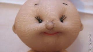 Куклы из носков чулков своими руками(Как сделать забавную куклу из чулков носков своими руками. Мастер класс куклы из капроновых носков от НеВер..., 2015-03-19T06:55:39.000Z)