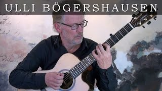 Ulli Boegershausen: Guter Mond, du gehst so stille - trad. lullaby from Germany
