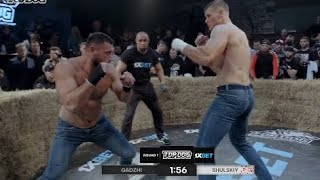 "Gadzhi ""Assault Rifle"" vs. Pavel Shulkskiy Full Fight / Top Dog"