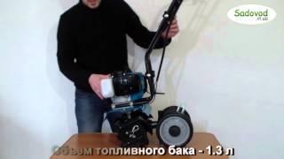 Мотокультиватор Sadko T-240 обзор