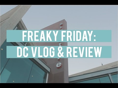 DC VLOG | FREAKY FRIDAY THE MUSICAL