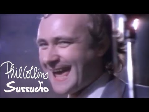 Phil Collins - Sussudio (Official Music Video)